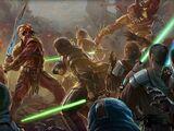 Legends:Grande Guerra do Hiperespaço