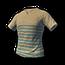 Tシャツ(ストライプ)
