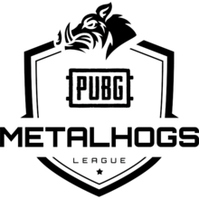 MetalHogs PUBG League logo.png