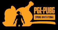 PGL PUBG Spring Invitational 2018 logo.png