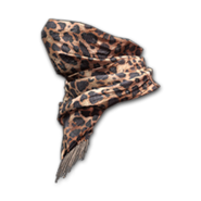 ClothMaskLeopard