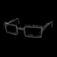 Horn-RimmedGlassesBlack