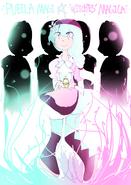 Puella Magi ☆ Witches' Magica