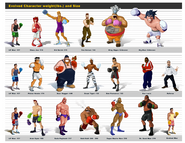 Punch Out Wii concept Title Defense