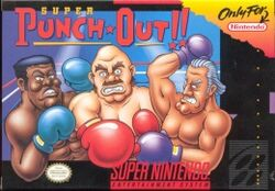 Super Punch Out box cover