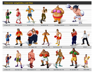 Punch-Out Wii concept Contender