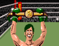 Super Punch Out Heavyweight Belt