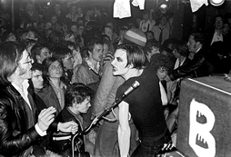 Damned - Dave Vanian 1977