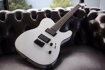 A true guitar of the all modern punk rock