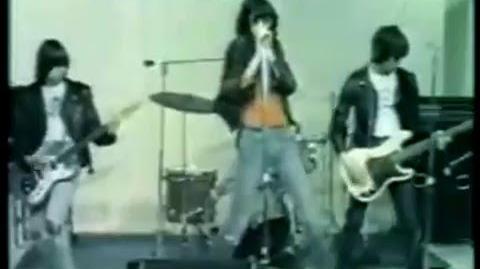 The Ramones 1975 live arturo's loft.