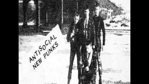 Antisocial - New Punks (Full Album)