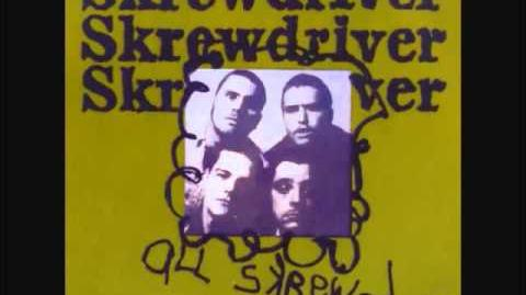 Skrewdriver All screwed up I Don't Like You