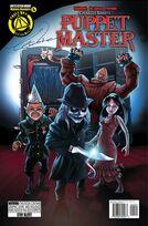 Signed-puppet master 1 alberto silva fm4