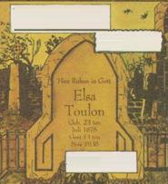 Elsas grave