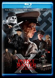 Puppet Master: Axis Rising