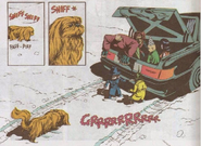 LeroyLeroy in the Eternity Comics