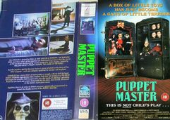 Puppet master poster