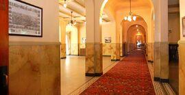 Ballroom hallway 1