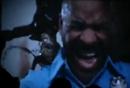 Cut scene of cop tnneler