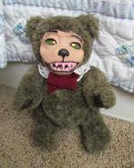 Grizzly Teddy Bear