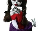 Madam Adon's puppet