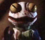 Happy Amphibian