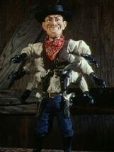 Puppetmaster-six shooter