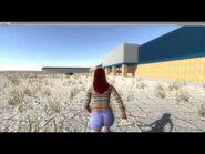 PDM 2 test footage
