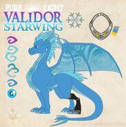 Pure light refs validor starwing by xannador-d8lkqgv