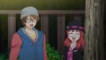 Shou aira laugh together