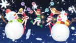 Miracle snow christmas