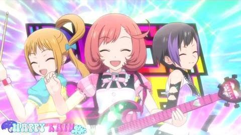 【AMV】プリティーリズム・レインボーライブ HAPPY RAIN♪「どしゃぶりHAPPY!」