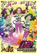 Pretty Rhythm Dear my Future DVD act16