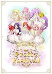 PS 10th Anni Pretty Festival Visual