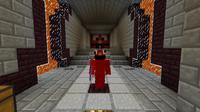 The Holy Elmo Shrine in Construction