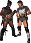 Johnny gargano and rich swann united gate champs