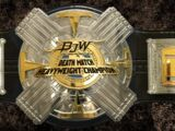 BJW Deathmatch Heavyweight Championship