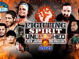 Fighting Spirit Unleashed (2021)