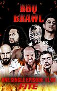 BBQ Brawl poster