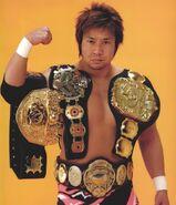 Satoshi Kojimatriplecrown
