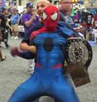 """Spider-Man""ironheavy"
