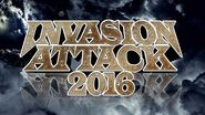 INVASION ATTACK 2016 Opening VTR