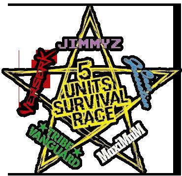 5 Units Survival Race