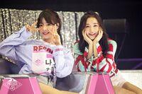 Jieun and Goeun Produce 48 BTS 2.jpg