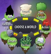 PvZTWH World Map