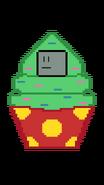 Cupcake Zombie