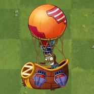 Air Gondola Zombie
