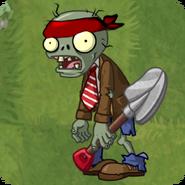 Shovel Zombie Tile-0