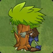 Tree Hugger Grass