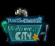 Underwater City Logo